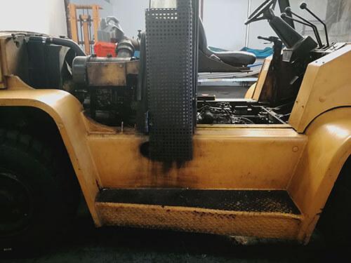 Forklift Refurbishers