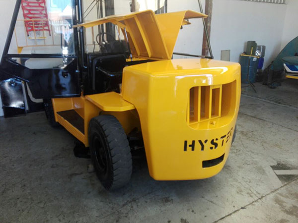 Forklift Refurbishment