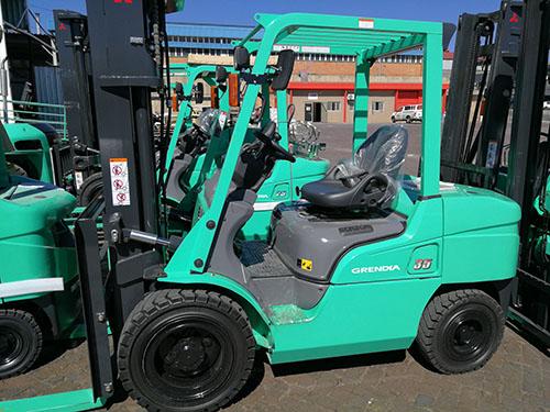 New Mitsubishi Forklift