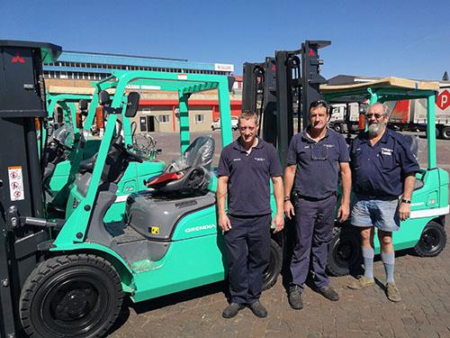 Forklift Team